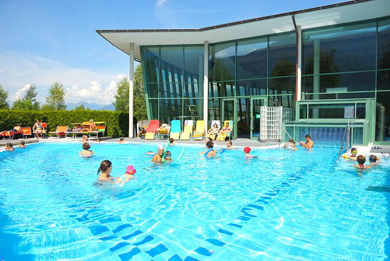 Hotel mit schwimmbad am kronplatz hotel sonnblick - Whirlpool temperatur sommer ...